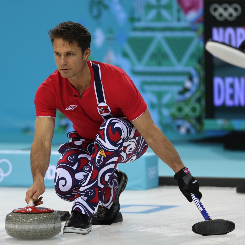 Olympic Winter Games 2014, Sochi, Russia, Curling
