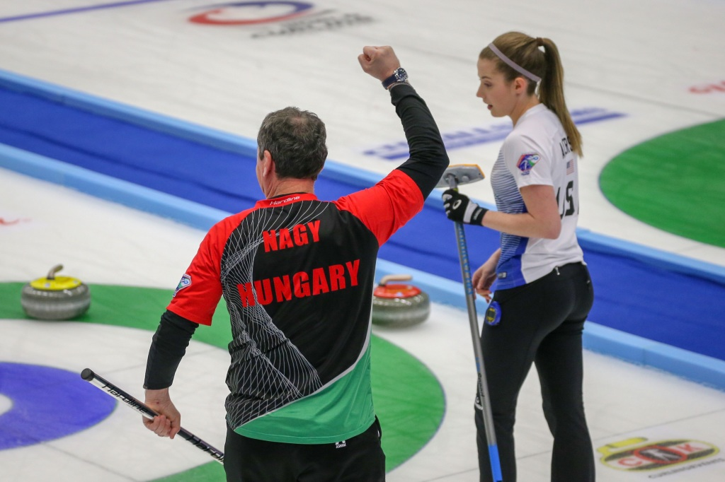 World Mixed Doubles Curling Championship 2018, Oestersund, Sweden