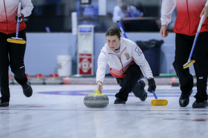 Winn Rentals World Mixed Curling Championship 2018