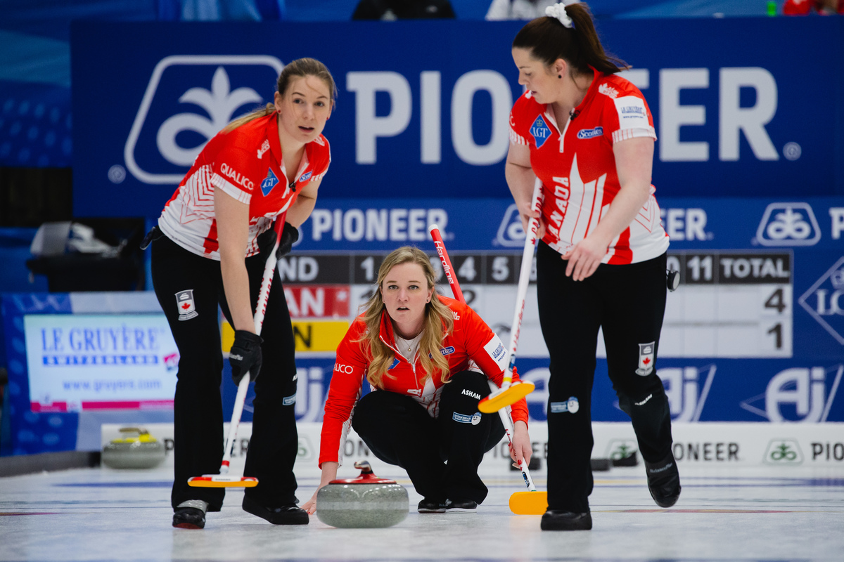 World Women's Curling Championship 2019, Silkeborg, Denmark