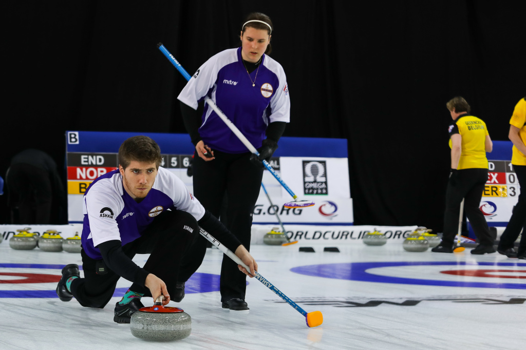 World Mixed Doubles Curling Championship 2019, © WCF/ Jason Bennett